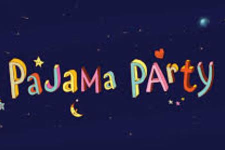 pajama party weekend